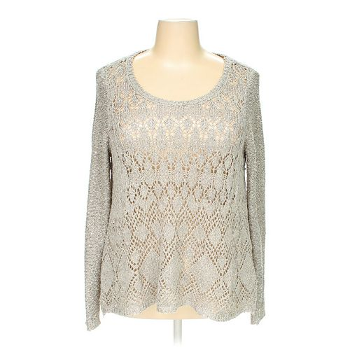 Maurices Sweater in size 3X at up to 95% Off - Swap.com
