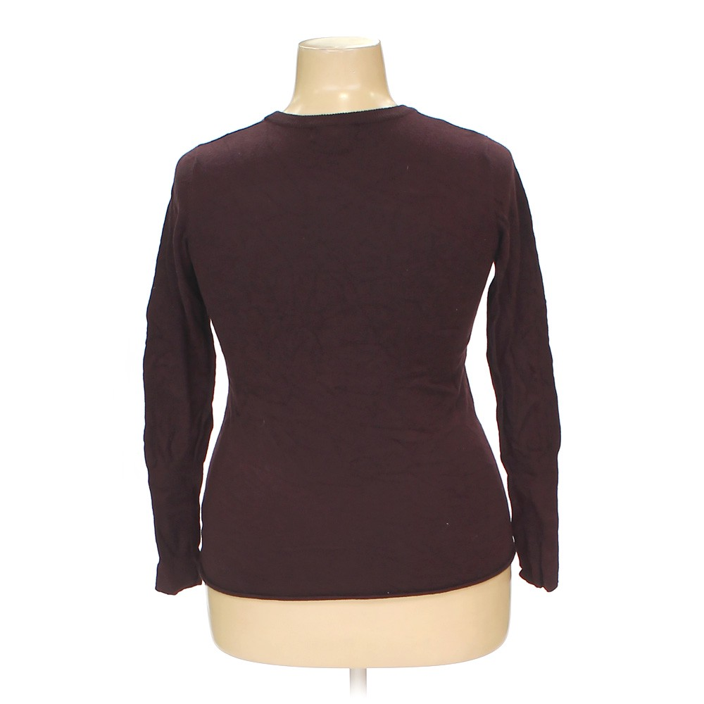 8994c892f8370 Mossimo Supply Co. Sweater in size XXL at up to 95% Off - Swap
