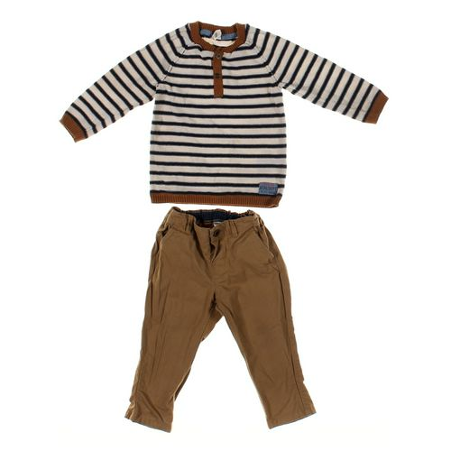 H&H Sweater & Pants Set in size 9 mo at up to 95% Off - Swap.com