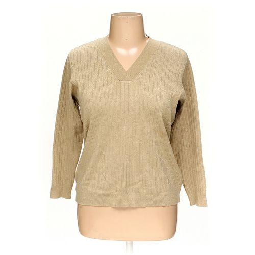 Pursuits Sweater in size 1X at up to 95% Off - Swap.com
