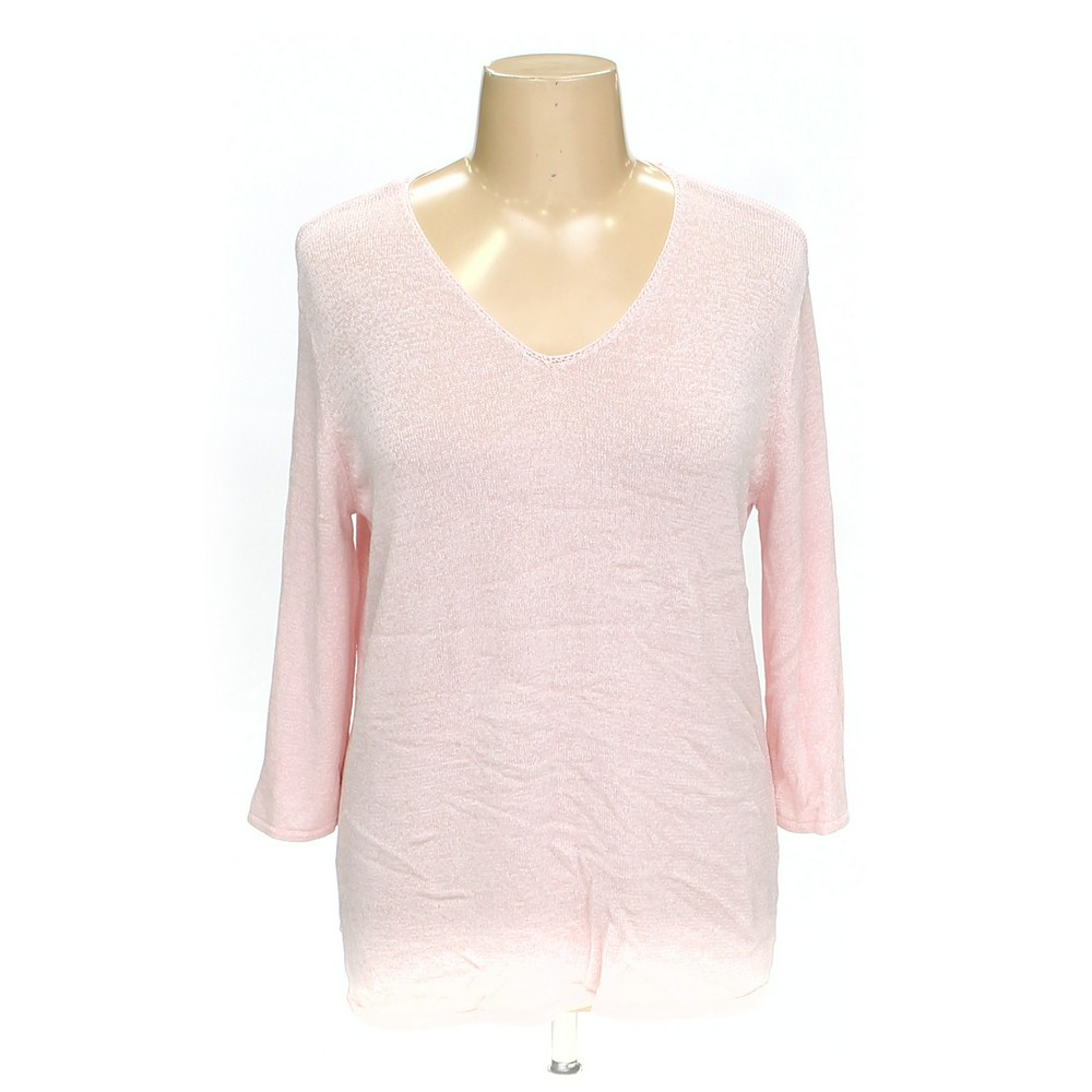 f25bc9d19b1 Sarah Arizona Sweater in size 2X at up to 95% Off - Swap.com