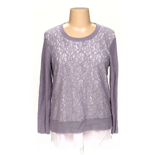 Simply Vera by Vera Wang Sweater in size XL at up to 95% Off - Swap.com