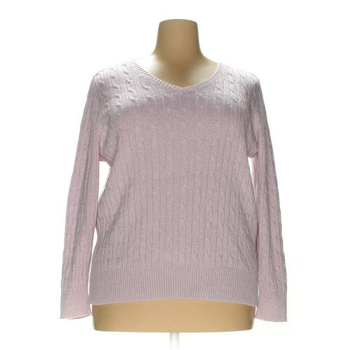 St. John's Bay Sweater in size 2X at up to 95% Off - Swap.com
