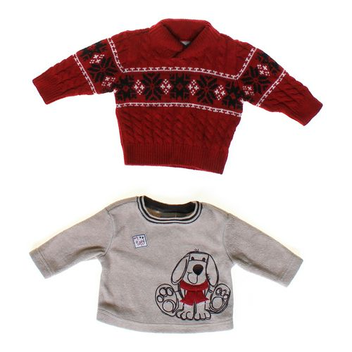 Old Navy Sweater & Sweatshirt Set in size 6 mo at up to 95% Off - Swap.com
