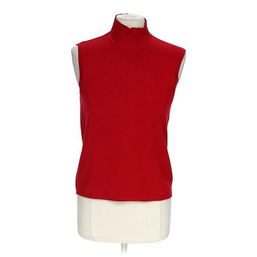 Liz Claiborne Sweater Tank Top in size M at up to 95% Off - Swap.com