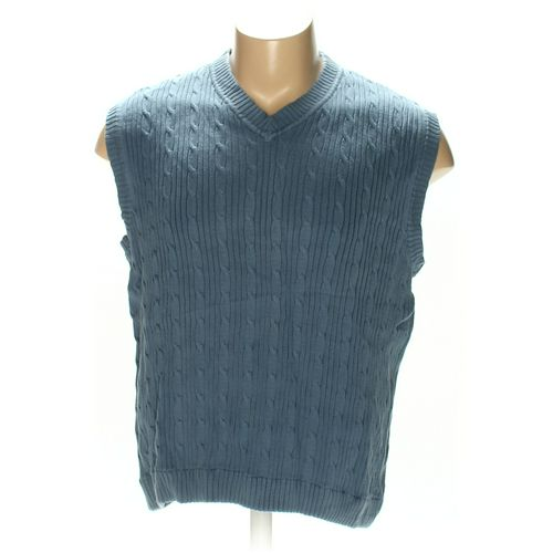 ASHWORTH Sweater Vest in size XL at up to 95% Off - Swap.com