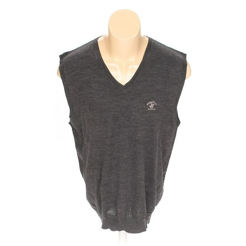 Beverly Hills Polo Club Sweater Vest in size XL at up to 95% Off - Swap.com