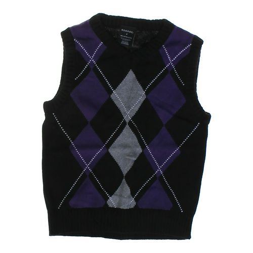 GEORGE Sweater Vest in size 7 at up to 95% Off - Swap.com