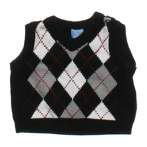 The Children's Place Sweater Vest in size 3 mo at up to 95% Off - Swap.com