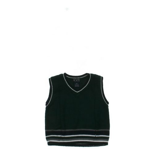 The Children's Place Sweater Vest in size 4/4T at up to 95% Off - Swap.com