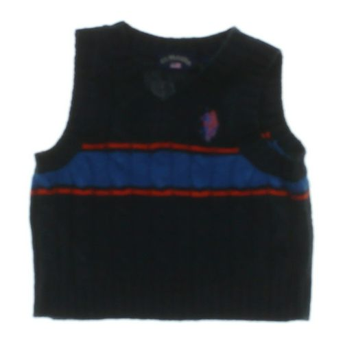 U.S. Polo Assn. Sweater Vest in size 3 mo at up to 95% Off - Swap.com