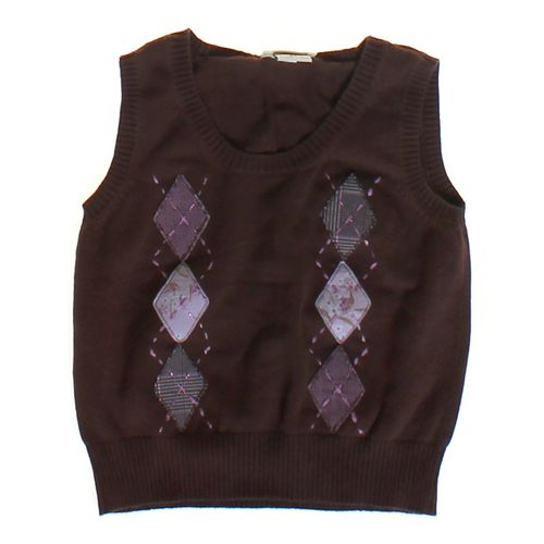 Cherokee Sweater Vest in size 4/4T at up to 95% Off - Swap.com