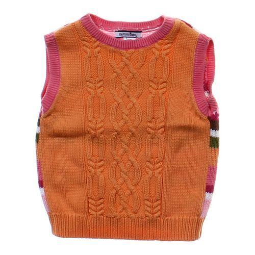 Hartstrings Sweater Vest in size 24 mo at up to 95% Off - Swap.com