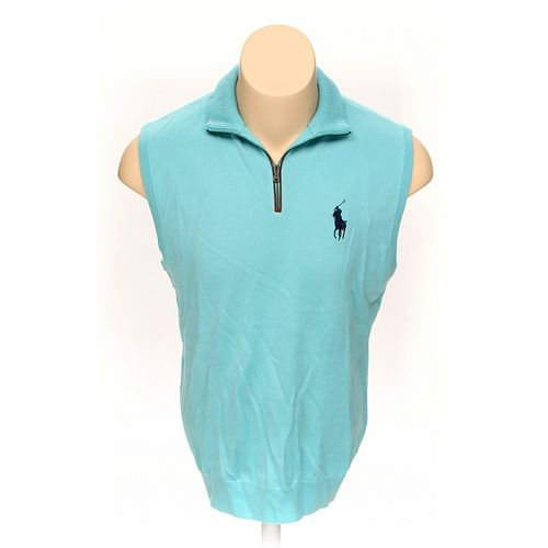Polo Golf by Ralph Lauren Sweater Vest in size M at up to 95% Off - Swap.com