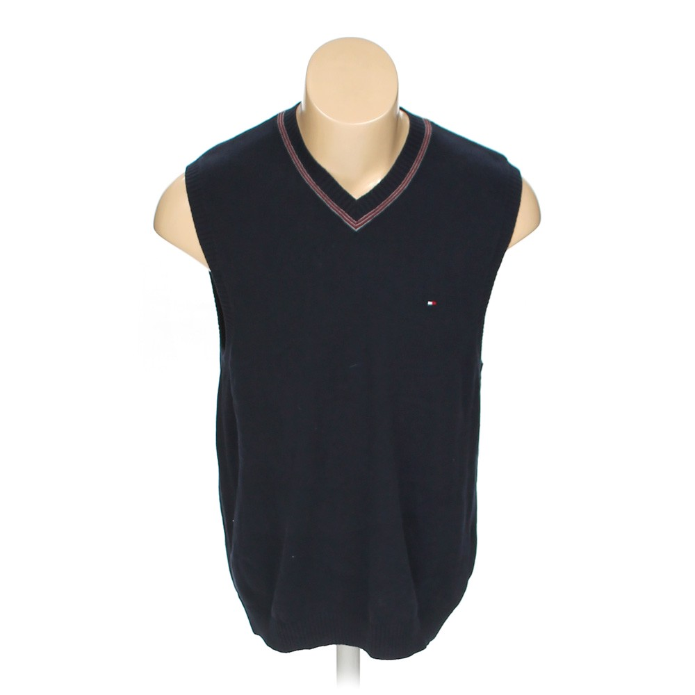 484c2ced73a3b Tommy Hilfiger Sweater Vest in size M at up to 95% Off - Swap.