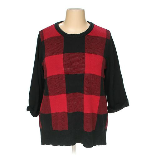 Woman Within Sweater in size 1X at up to 95% Off - Swap.com