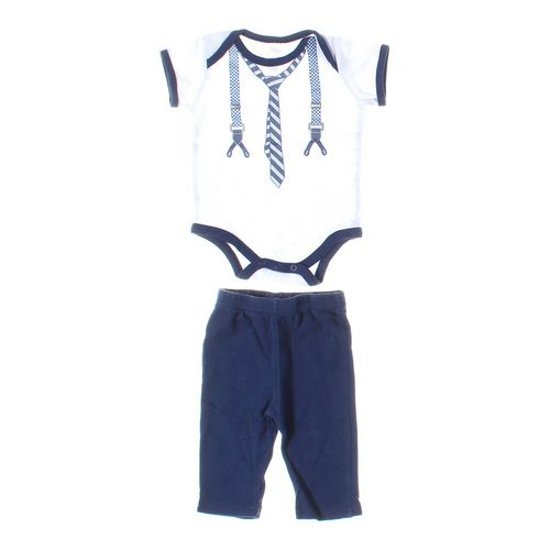 Baby Essentials Sweatpants & Bodysuit Set in size 3 mo at up to 95% Off - Swap.com