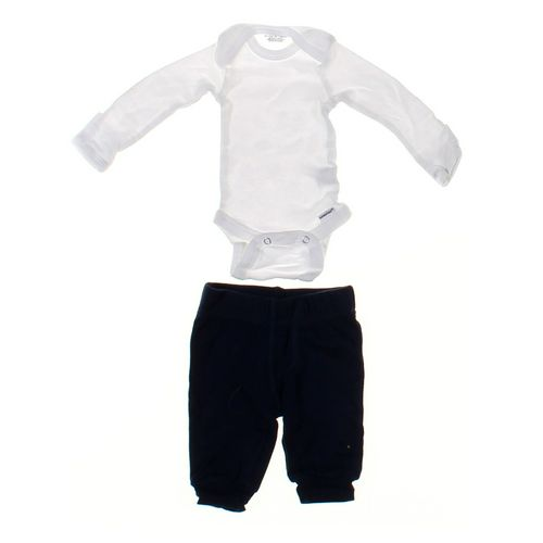 Child of Mine Sweatpants & Bodysuit Set in size NB at up to 95% Off - Swap.com