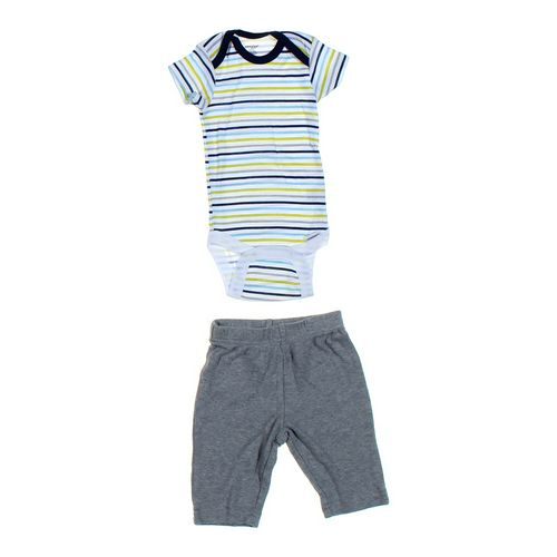Circo Sweatpants & Bodysuit Set in size NB at up to 95% Off - Swap.com