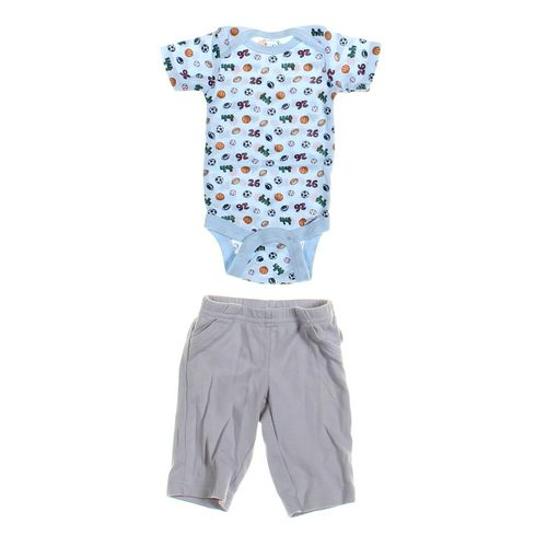 Just One You Sweatpants & Bodysuit Set in size NB at up to 95% Off - Swap.com