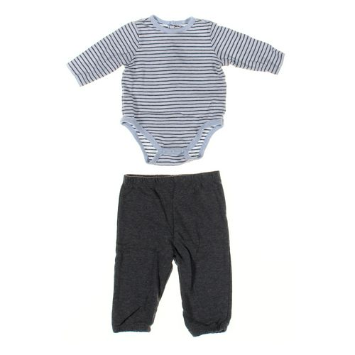 Little Me Sweatpants & Bodysuit Set in size 6 mo at up to 95% Off - Swap.com