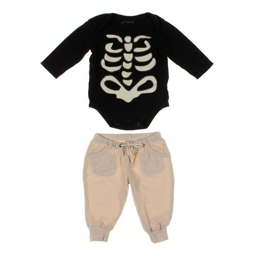 Loved Baby Sweatpants & Bodysuit Set in size 6 mo at up to 95% Off - Swap.com