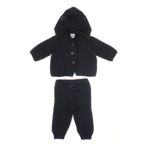 babyGap Sweatpants & Cardigan Set in size NB at up to 95% Off - Swap.com