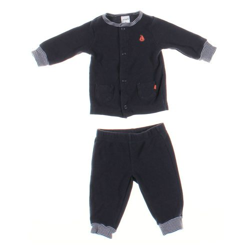 Carter's Sweatpants & Cardigan Set in size 3 mo at up to 95% Off - Swap.com