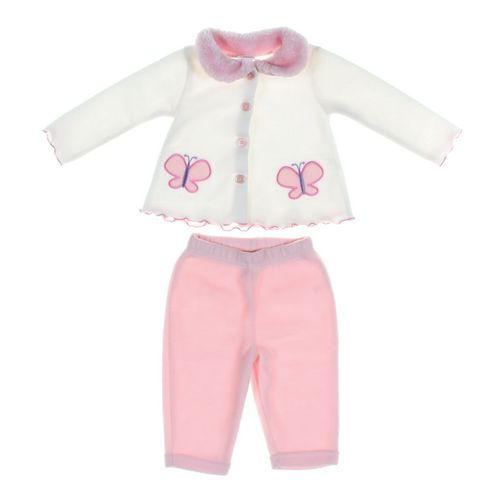 Swiggles Sweatpants & Cardigan Set in size 3 mo at up to 95% Off - Swap.com