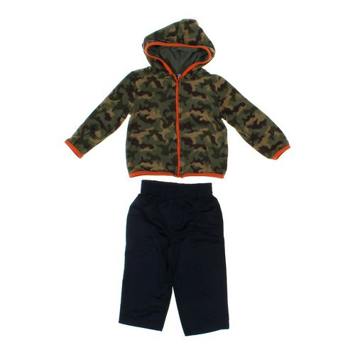 Garanimals Sweatpants & Hoodie Set in size 18 mo at up to 95% Off - Swap.com