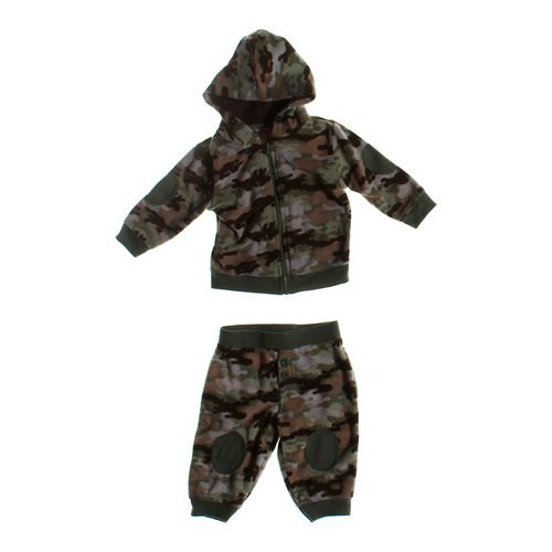 Garanimals Sweatpants & Hoodie Set in size 3 mo at up to 95% Off - Swap.com