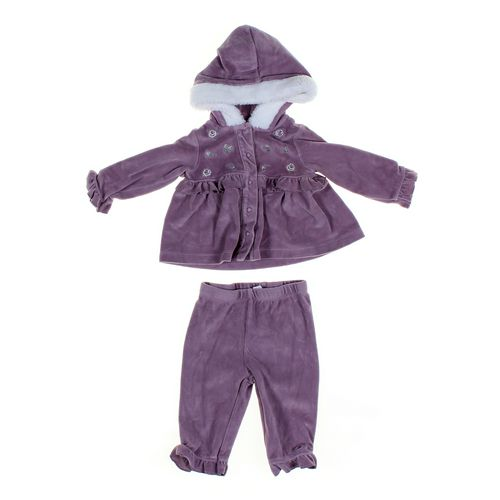 First Impressions Sweatpants & Hoodie Set in size 6 mo at up to 95% Off - Swap.com