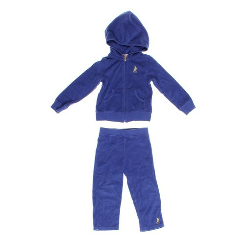 Juicy Couture Sweatpants & Hoodie Set in size 2/2T at up to 95% Off - Swap.com