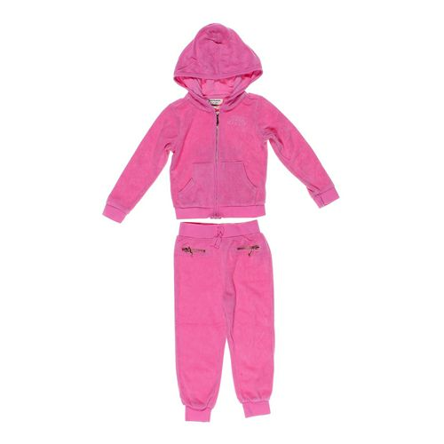 Juicy Couture Sweatpants & Hoodie Set in size 3/3T at up to 95% Off - Swap.com