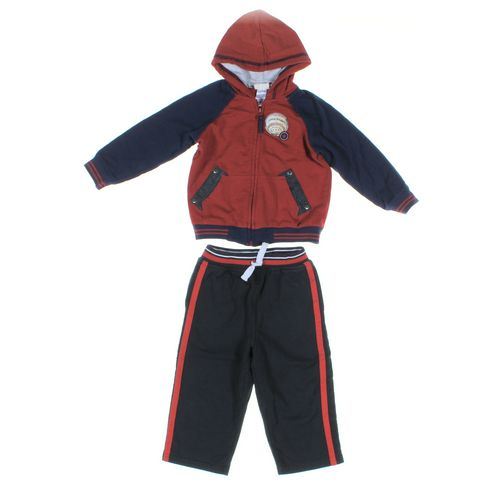 Lazoo Sweatpants & Jacket Set in size 24 mo at up to 95% Off - Swap.com