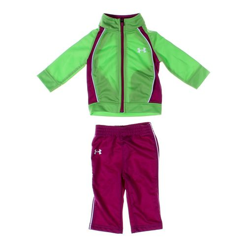 Under Armour Sweatpants & Jacket Set in size 3 mo at up to 95% Off - Swap.com