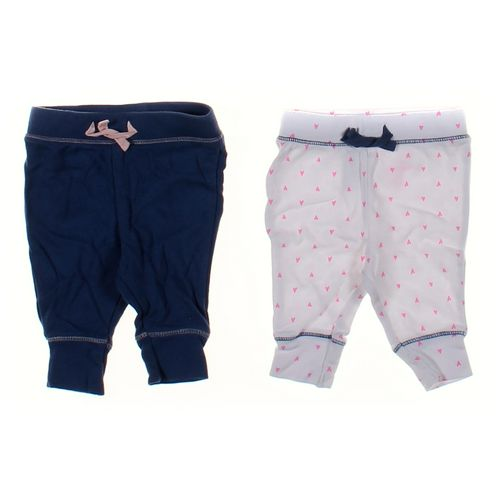 Cat & Jack Sweatpants Set in size NB at up to 95% Off - Swap.com