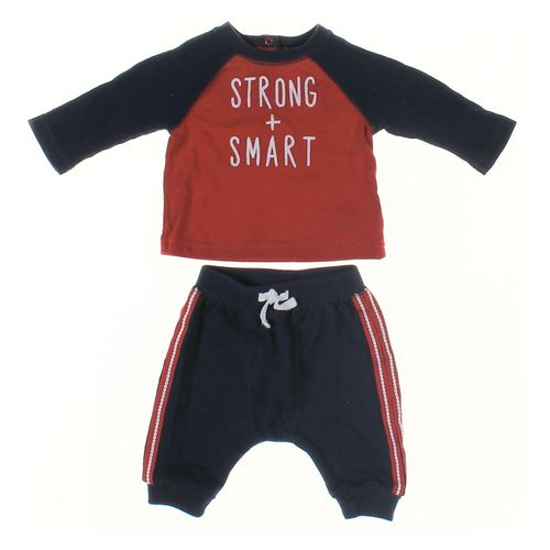 Cat & Jack Sweatpants & Shirt Set in size NB at up to 95% Off - Swap.com
