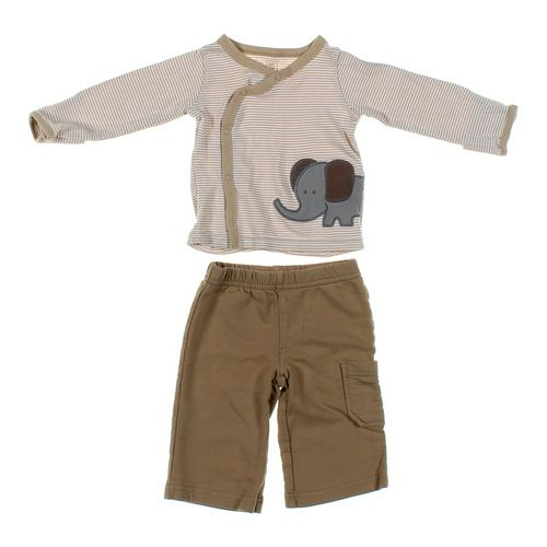 Child of Mine Sweatpants & Shirt Set in size NB at up to 95% Off - Swap.com