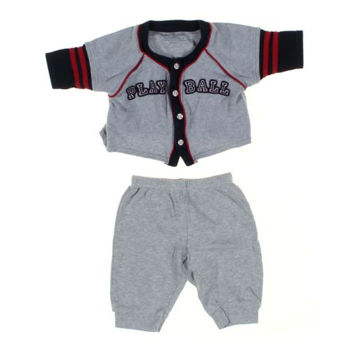 Child of Mine Sweatpants & Shirt Set in size 3 mo at up to 95% Off - Swap.com