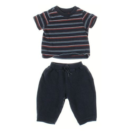 The Children's Place Sweatpants & Shirt Set in size 6 mo at up to 95% Off - Swap.com
