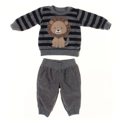 Just One You Sweatpants & Sweater Set in size 3 mo at up to 95% Off - Swap.com