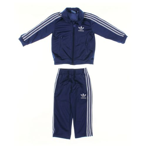 Adidas Sweatpants & Sweatshirt Set in size 2/2T at up to 95% Off - Swap.com