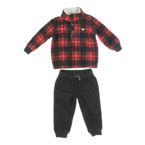 Carter's Sweatpants & Sweatshirt Set in size 12 mo at up to 95% Off - Swap.com