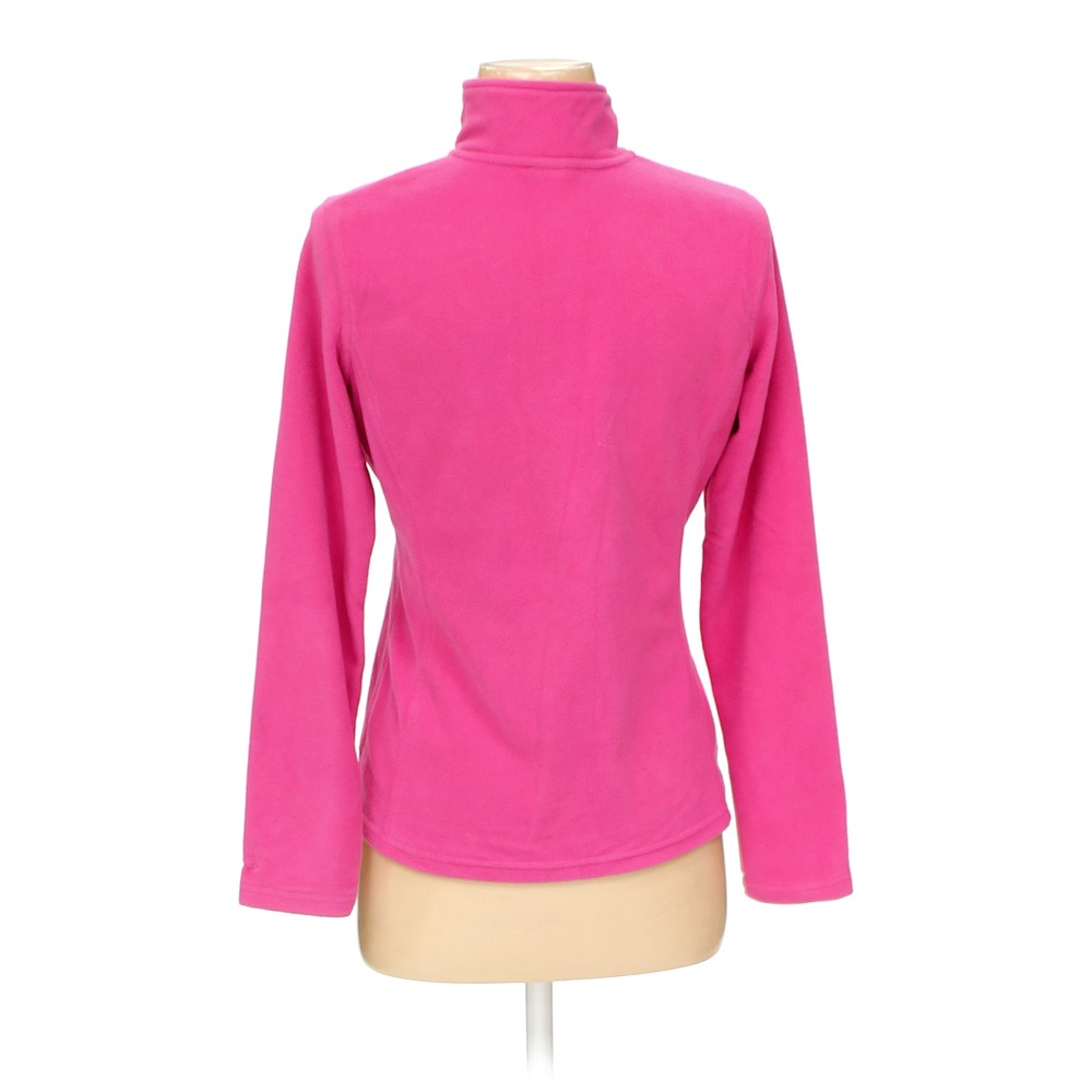 2b10ced26600 C9 by Champion Solid Polyester Sweatshirt, Size XS, Pink