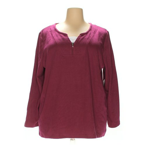 Catherines Sweatshirt in size 22 at up to 95% Off - Swap.com