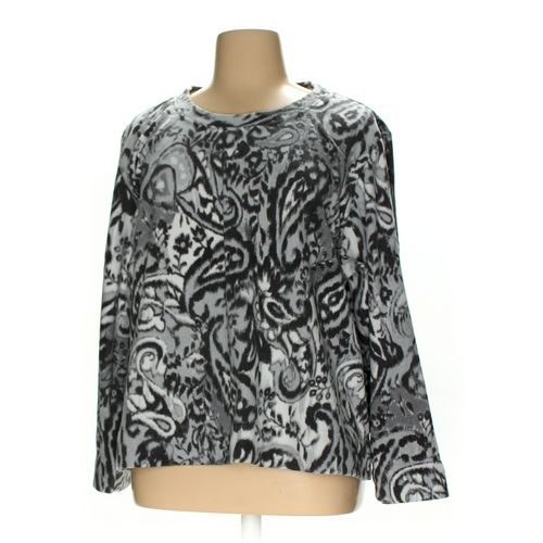 Coldwater Creek Sweatshirt in size 3X at up to 95% Off - Swap.com