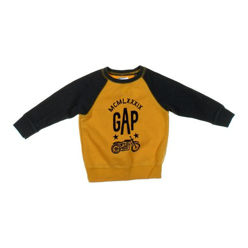 babyGap Sweatshirt in size 3/3T at up to 95% Off - Swap.com