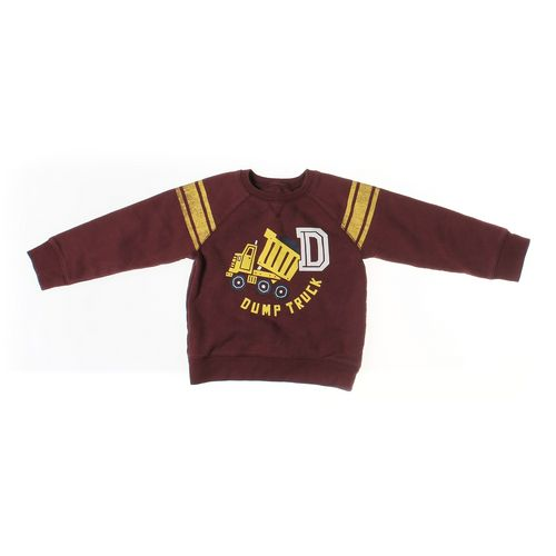 Jumping Beans Sweatshirt in size 4/4T at up to 95% Off - Swap.com