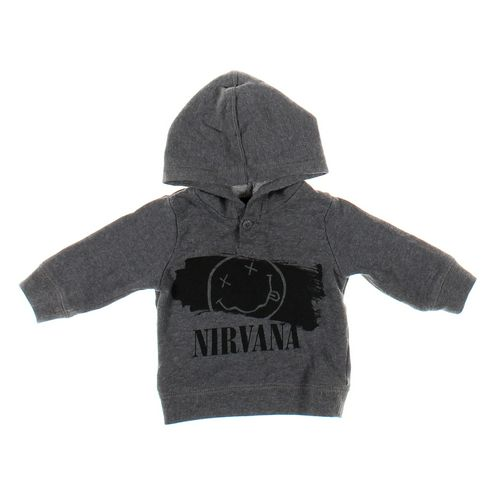 Nirvana Sweatshirt in size 12 mo at up to 95% Off - Swap.com